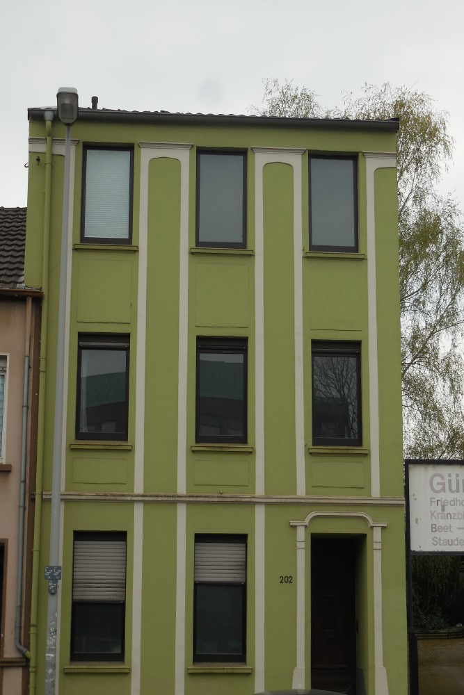 Birth Haus Paul Joseph Goebbels
