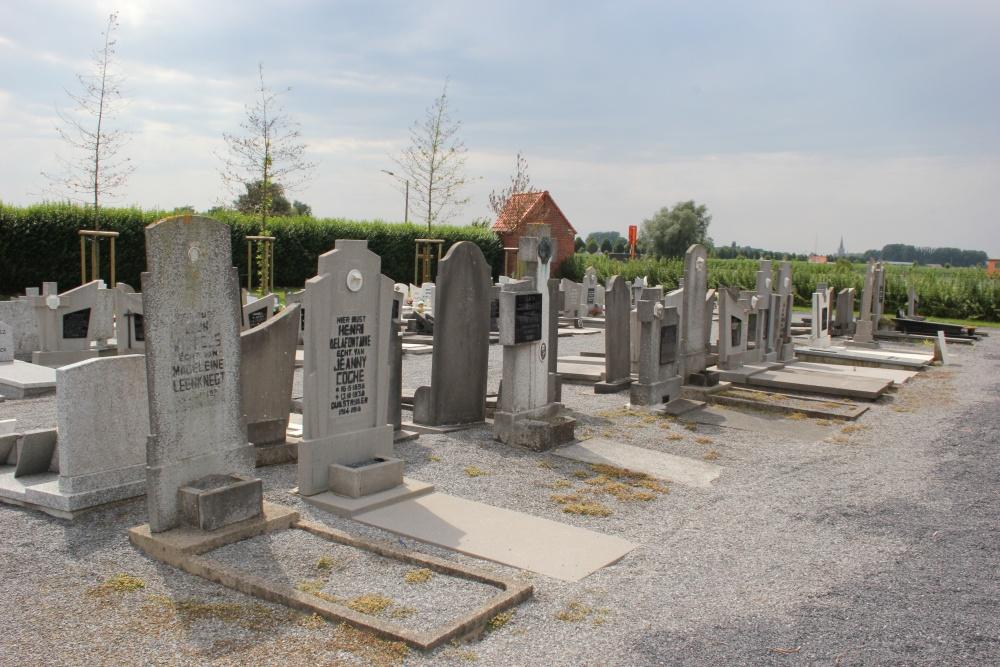 Veteran War Graves Ledegem