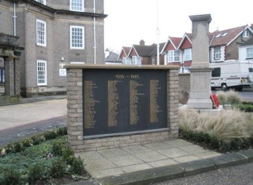 War Memorial Bognor Regis