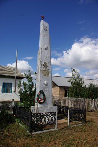War Memorial Rodnikovka
