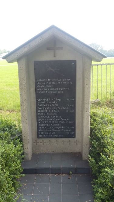 Memorial Lancaster ND955