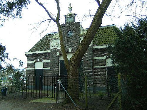 Joods Oorlogsgraf Deventer