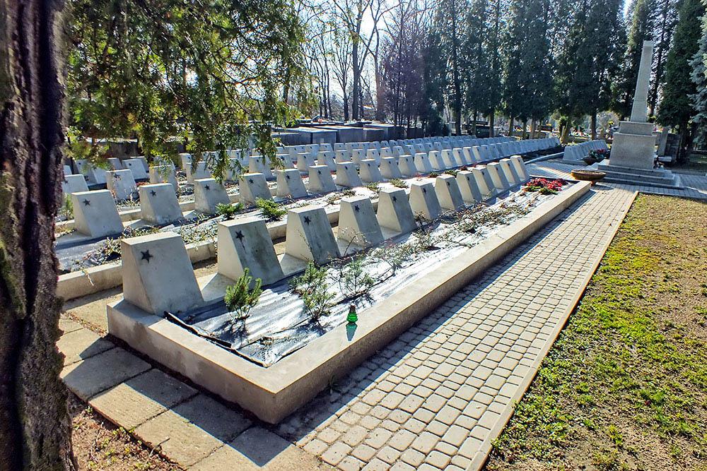 Soviet War Graves Tarnow