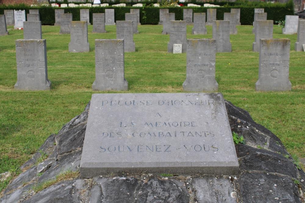 Veteran Cemetery Froyennes