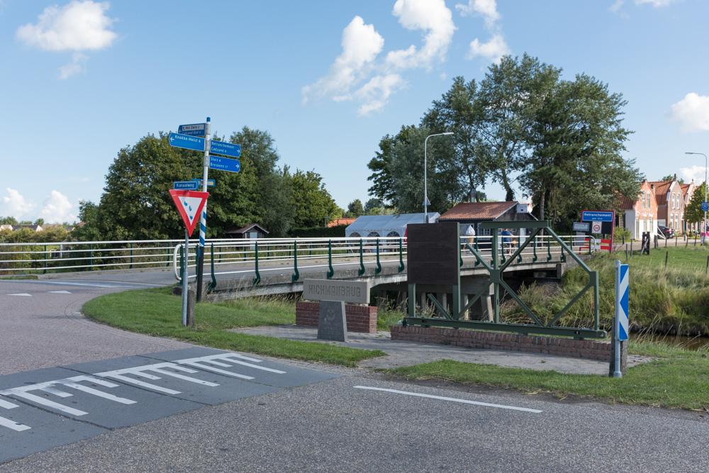 Hickman Monument Retranchement