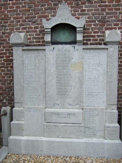 War Memorial Desselgem
