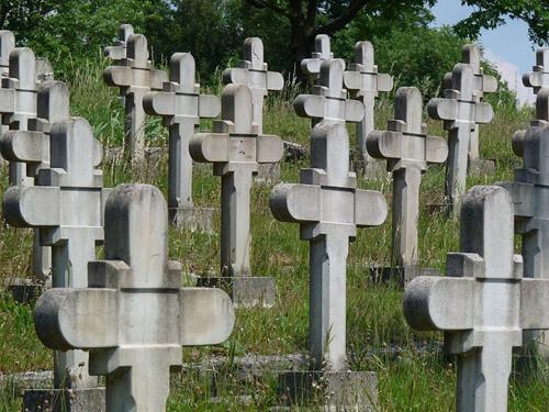Austro-Hungarian War Cemetery Gorjansko