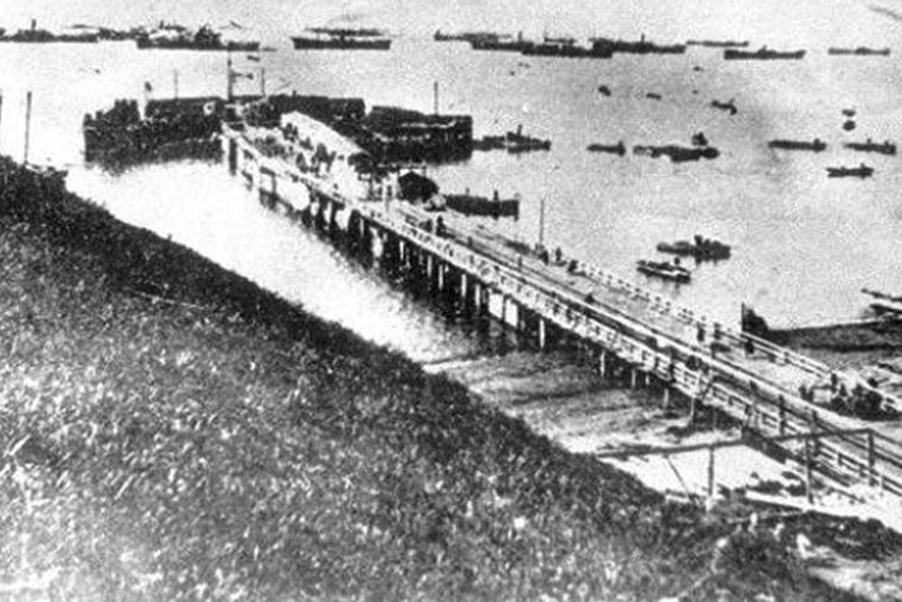 Invasiestrand 1905