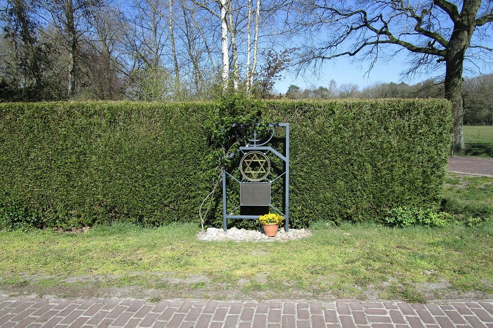 Monument Rozetta and Meijer Kats