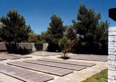 Duitse Oorlogsbegraafplaats Dionyssos-Rapendoza