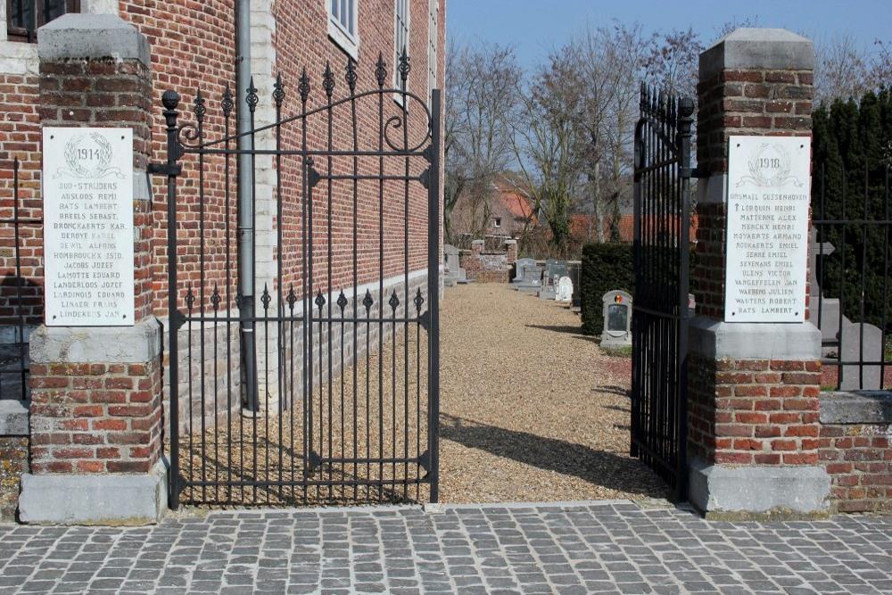War Memorial Cemetery Orsmaal