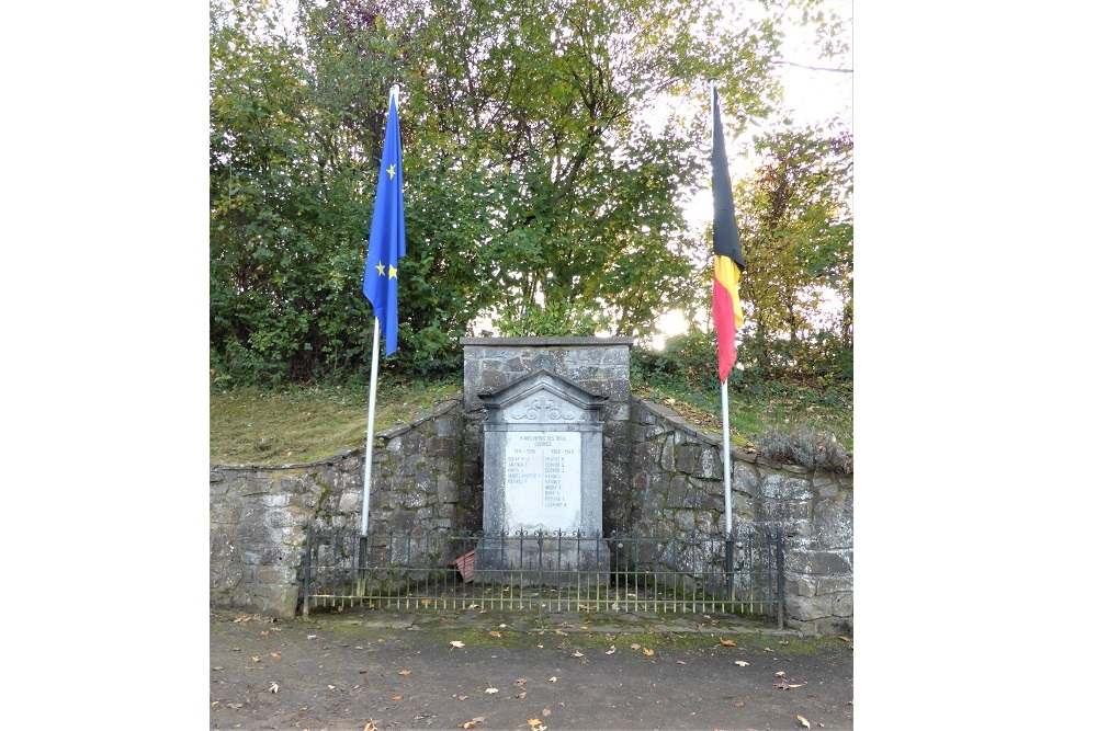 Memorial Stone Masbourg