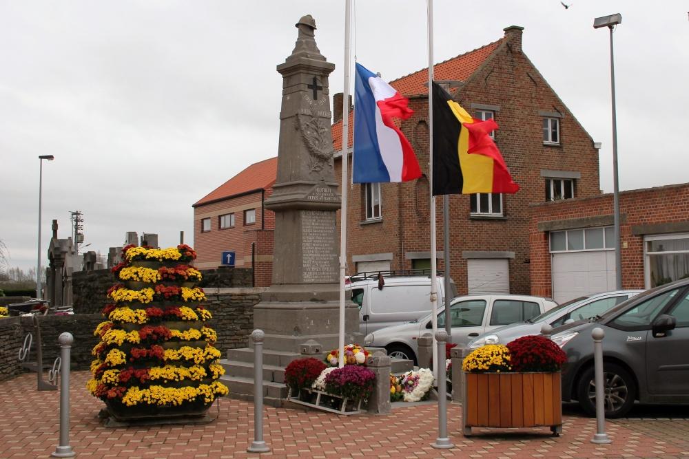 War Memorial Houthem