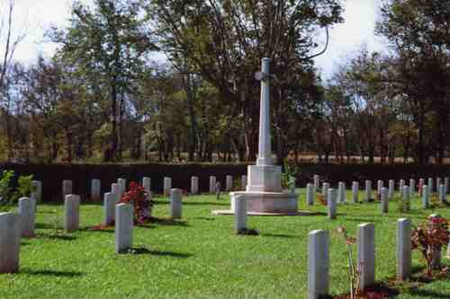 Commonwealth War Graves Moshi