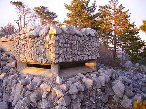 Alpine Wall - Italian Observation Bunker