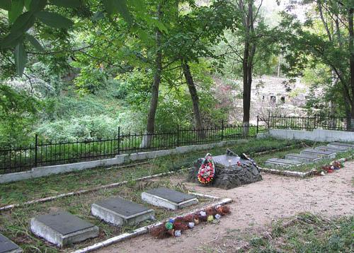 Soviet War Cemetery Sacred Domition Monastery