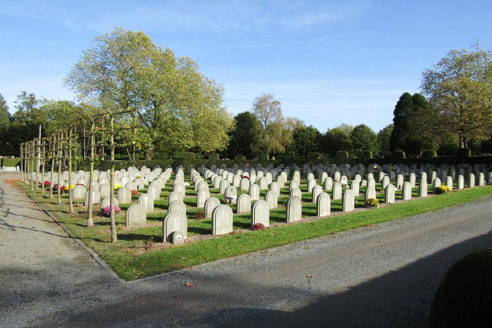 Veterans Cemetery Mons
