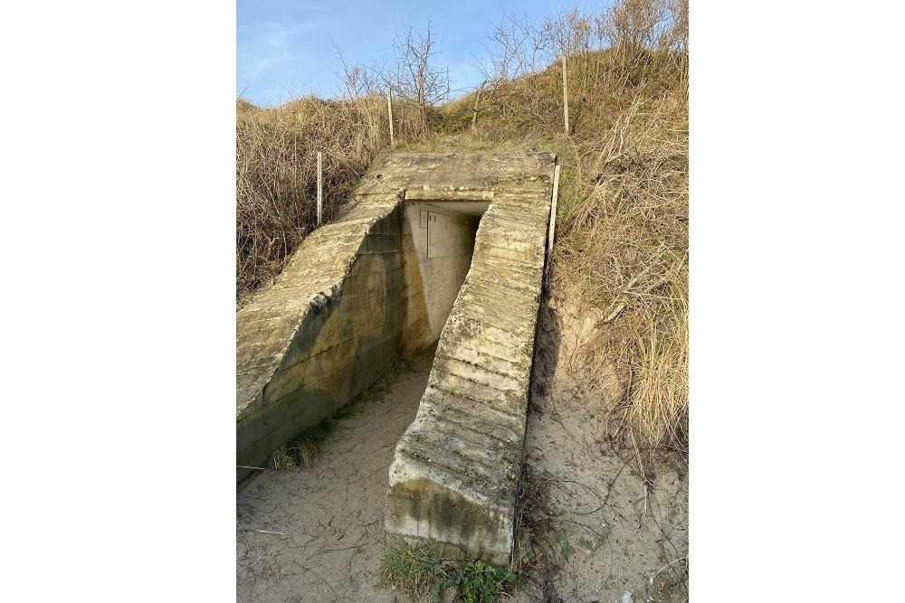 Flakbatterie Bunker Schiermonnikoog
