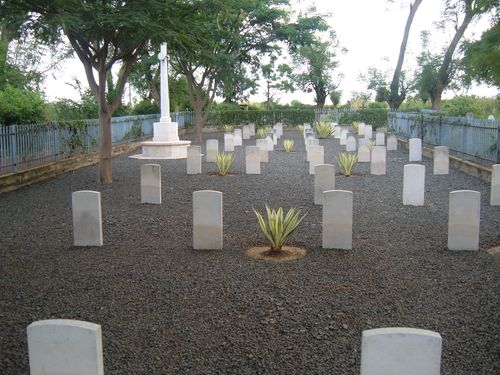 Commonwealth War Graves Kisumu