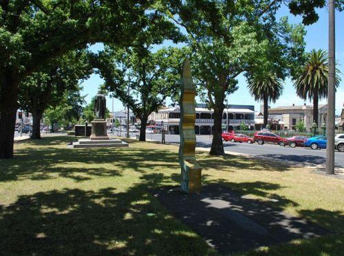 World War II Memorial Ballarat