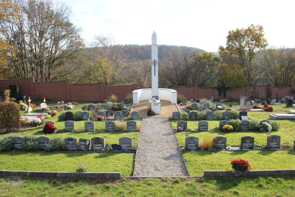 Veteran War Graves Bousval