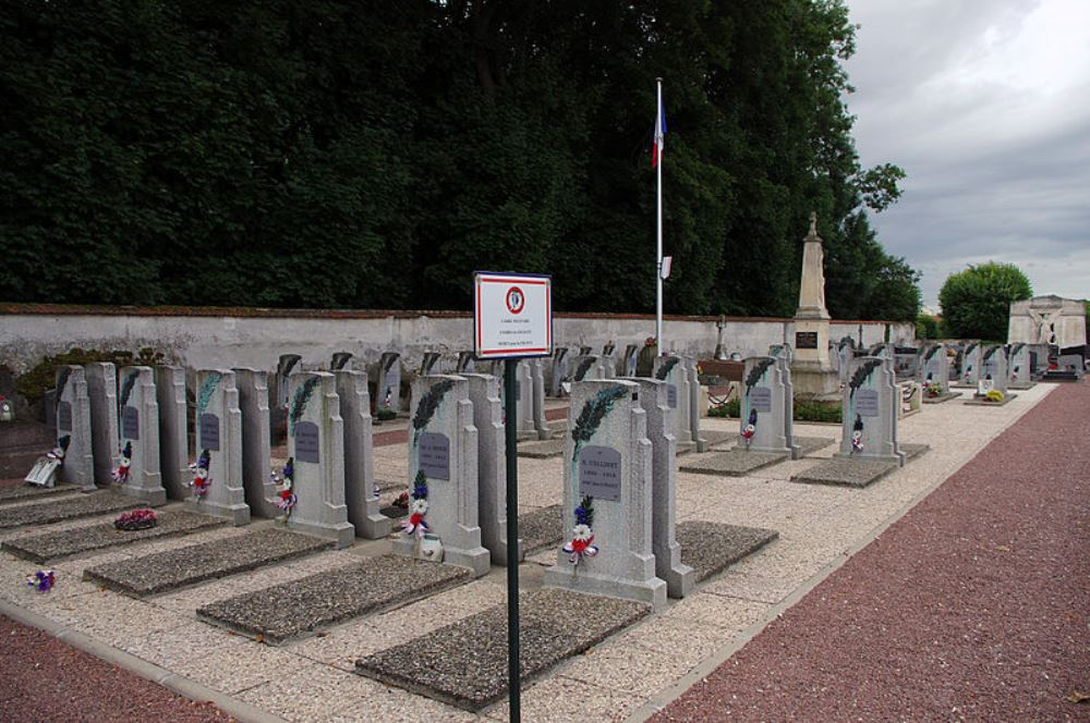 Franse Oorlogsgraven Antony