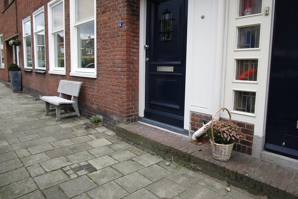 Stumbling Stones Agatha Dekenstraat 4