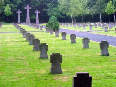 Duitse Oorlogsbegraafplaats Königswinter - Ittenbach