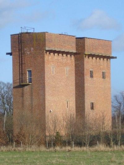 Watertorens Krijgsgevangenenkamp Blackmore