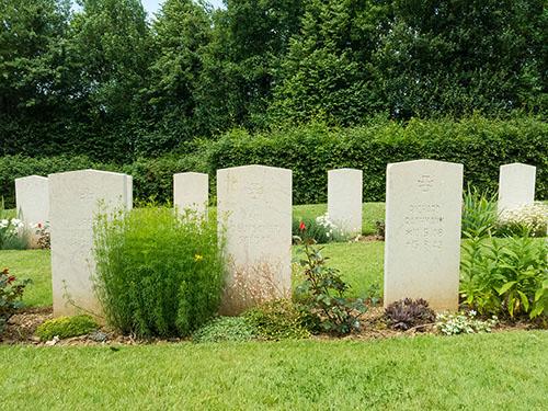 Duitse Oorlogsgraven Tourgeville