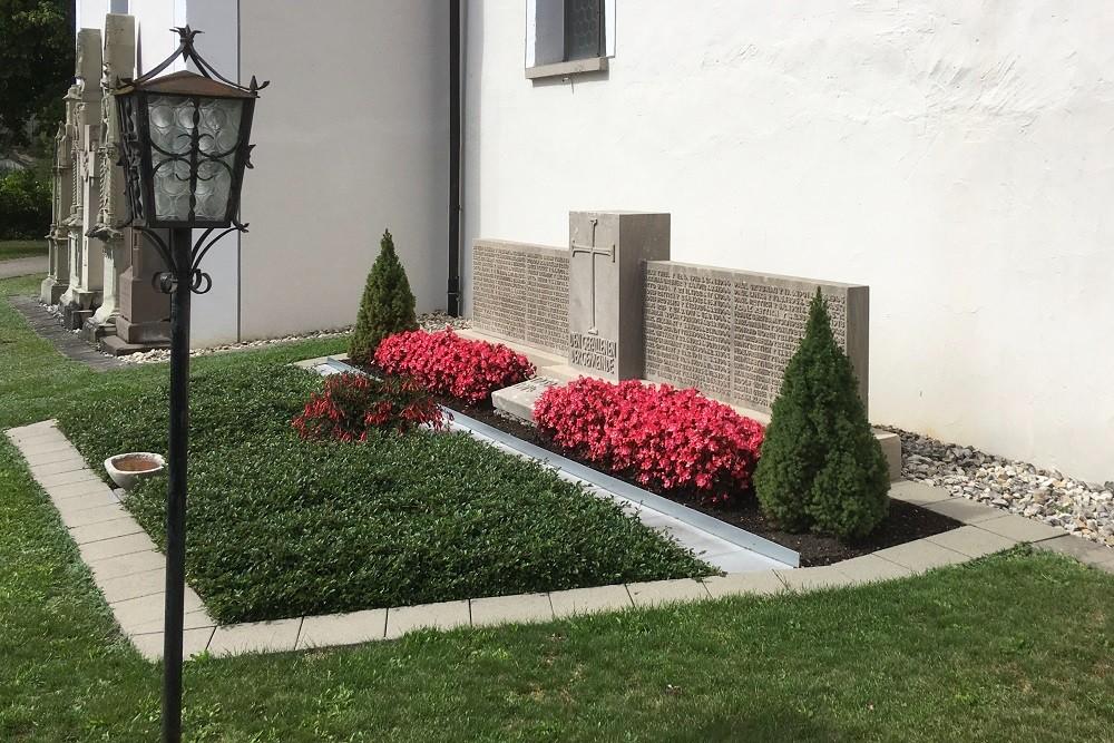 Monument Gevallenen Veringendorf