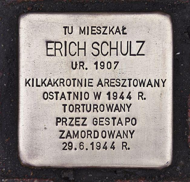 Stolperstein Henryka Sienkiewicza 46