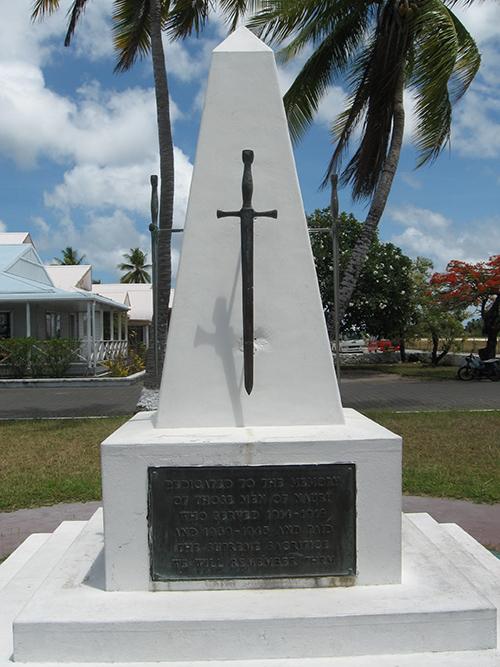 Naura War Memorial