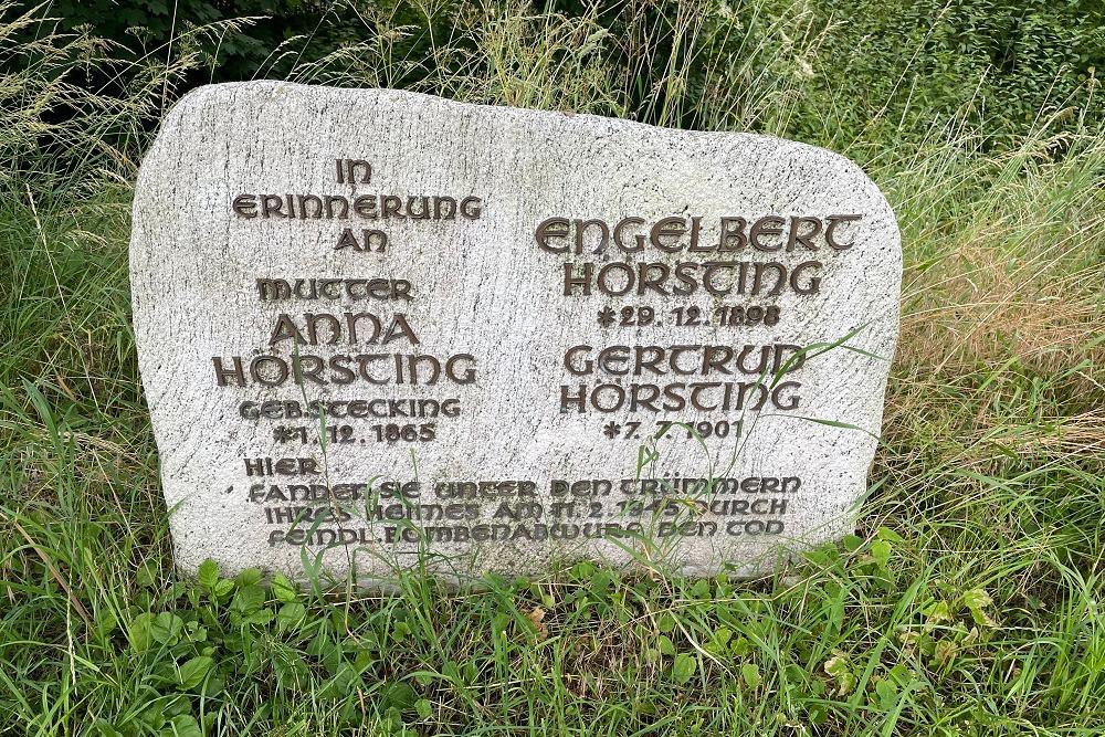 Memorial Stone Asbeck