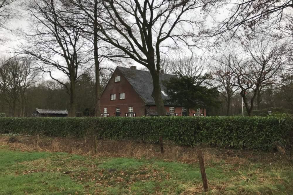 Personeelsgebouw 1 Fliegerhorst Twente