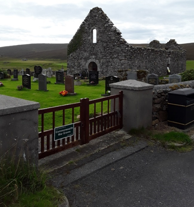 Oorlogsgraven van het Gemenebest Balliasta Old Churchyard