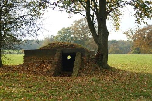 Air-Raid Shelter Upper Gatton Wood