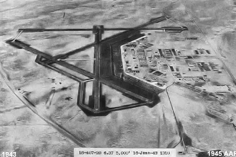 Bisbee Douglas International Airport (Douglas Army Airfield)