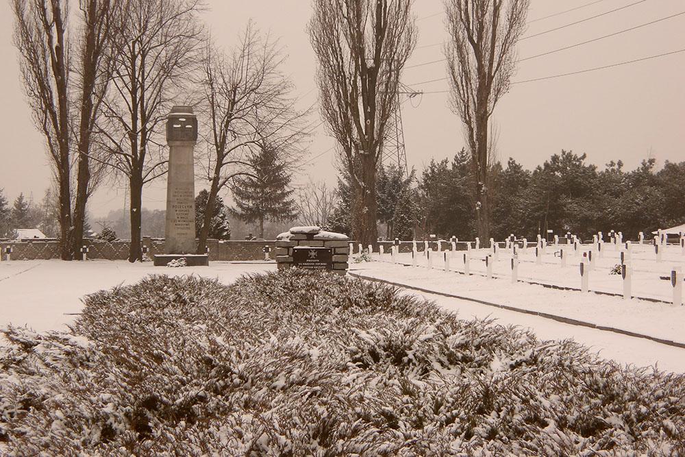 Polish War Cemetery Sochaczew