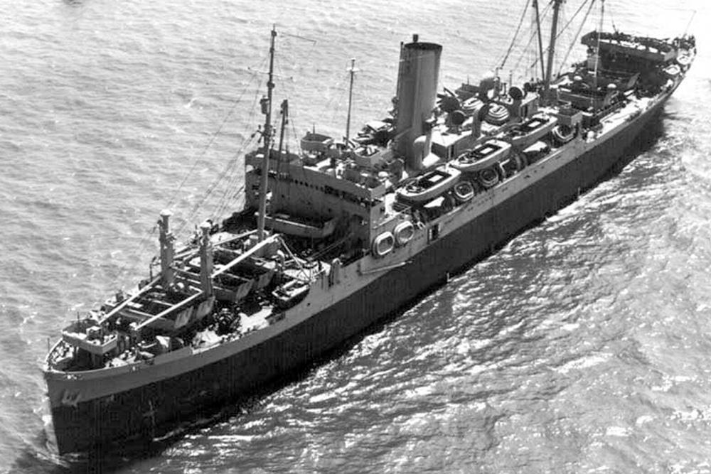 Shipwreck USS John Penn (APA-23)