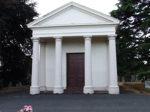 Oorlogsgraven van het Gemenebest Kidderminster Cemetery