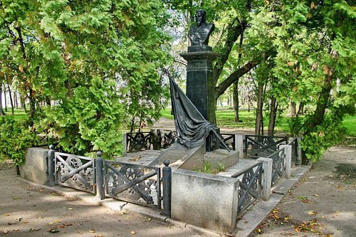 St. John Useknovenskoe Begraafplaats