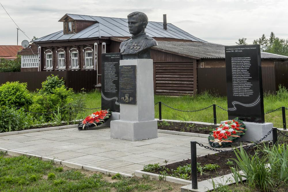Memorial Ivan Peskov Averkievo