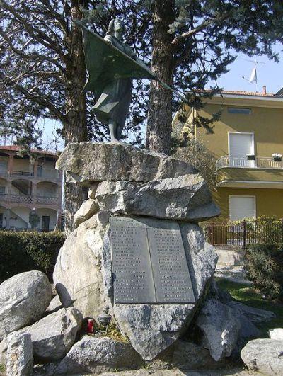 War Memorial Cagno