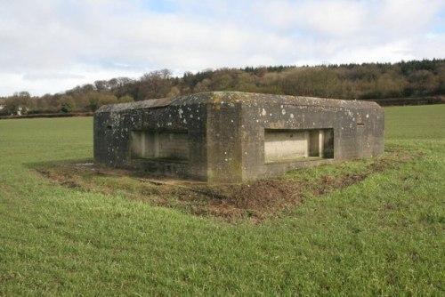 Bunker FW3/28 Sulham