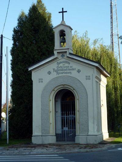 Oorlogsmonument Kameradschaftbundes Kalvarienberg