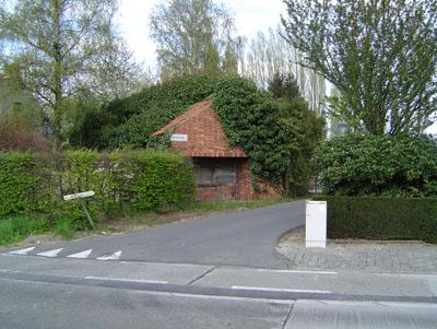 KW-Linie - Bunker Beukheuvel Duffel