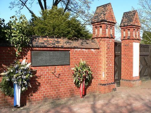 Monument Vervolging Joden