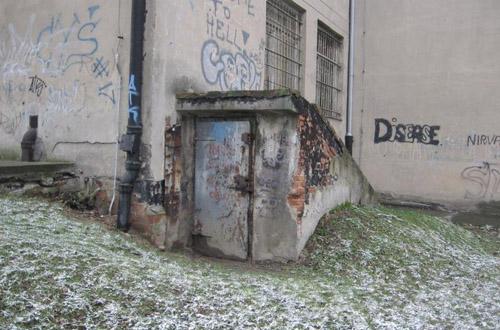 Duitse Schuilkelder Gimnazjum Nr 6