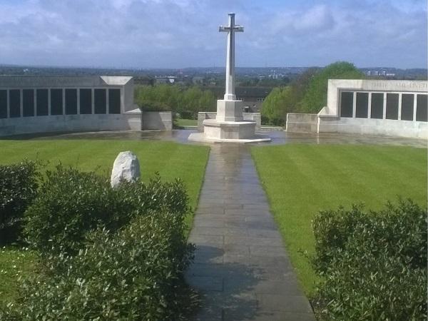 Oorlogsgraven van het Gemenebest Greenwich Cemetery